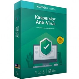 Kaspersky Antivirus 2019 - 3PC