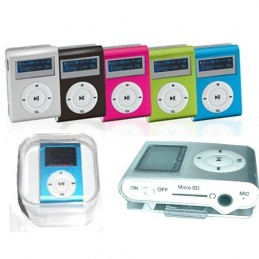 Lettore MP3 con Display...