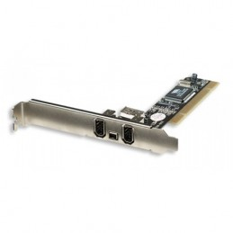 Scheda PCI 2+1 porte Firewire