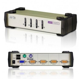 Switch KVM a 4 porte...